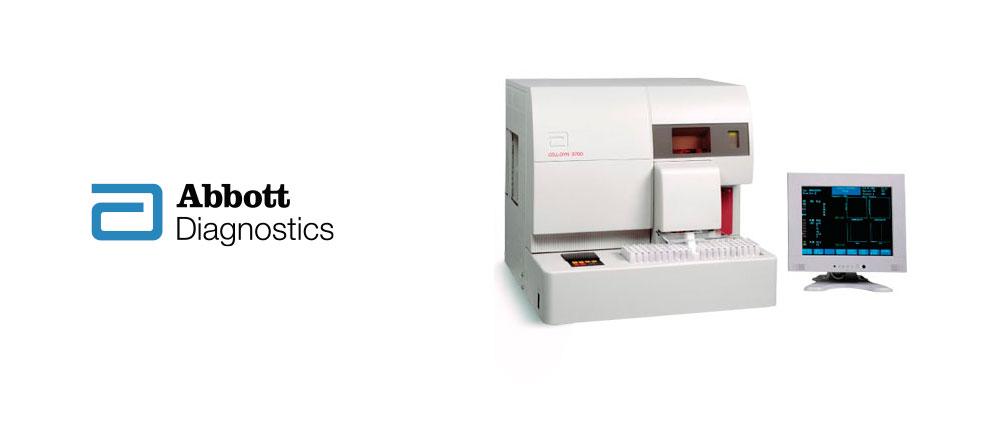Dispositivo de recuento sanguíneo CELL DYN 3700