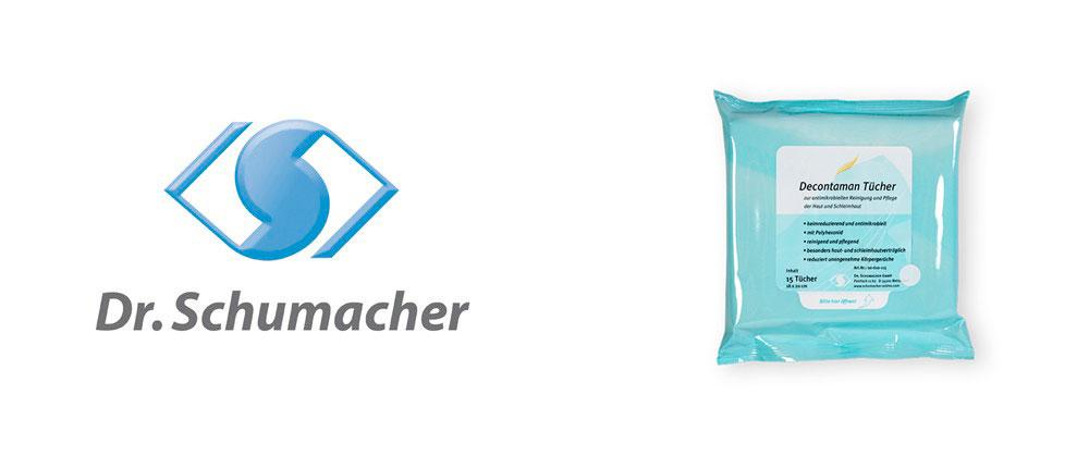 DECONTAMAN TUCHER
